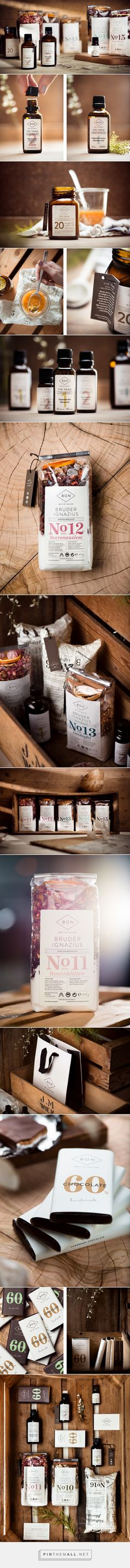 Best of Nature // Best Of Nature, short BON, only uses the most natural ingredients in traditional recipes for its finest oils, herbal mixtures and essences