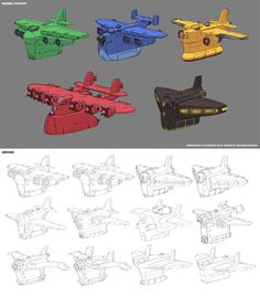 Diesel Punk, Weapon Concept Art, Aircraft Design, Game Assets, Water Crafts, Helicopters, Concept Cars, Spaceship, Art Reference