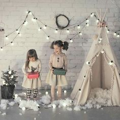 Browse unique items from Minicamplt on Etsy, a global marketplace of handmade, vintage and creative goods. Christmas Mini Sessions, Christmas Minis, Christmas 2017, Christmas Photos, Merry Christmas, Xmas, Christmas Party Backdrop, Christmas Decorations, Teepee Kids