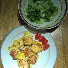Saganaki feta love it After Workout, Feta, Healthy Food, Chicken, Healthy Foods, Healthy Eating, Good Food, Buffalo Chicken, Health Foods