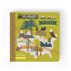 [SHIPPING 2/8] All Aboard National Parks: A Wildlife Primer