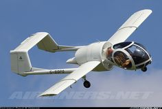 The Edgley EA-7 Optica is a British light aircraft designed for slow-speed observation work, and intended as a low-cost alternative to helicopters. Despite it's success, the additional investment necessary for the final phase of full production was not forthcoming, the business went into receivership, and John Edgley was forced out. With new owners, the project continued to be a success, aircraft on the production line were completed, and the Optica entered service.