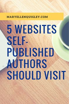 Websites that offer tips and advice to self-publishers. #writing #indieauthor #selfpublishing