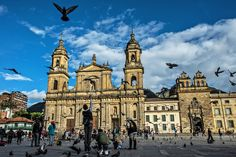 Colombia's newly resurgent capital boasts beautiful colonial buildings, chef-driven restaurants and cool new cafes and galleries.