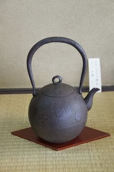 滔々と受け継がれる南部鉄器「15代鈴木盛久 熊谷志衣子」 | Revalue Nippon
