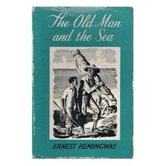 The Old Man and the Sea by Ernest Hemmingway - great story! he wrote it on Cuba and that makes it extra special for me.