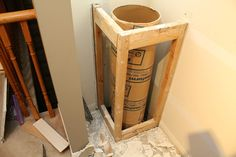 Turtles and Tails: Laundry Chute Rebuild