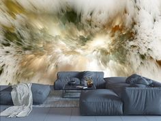 Kollektion Industrial look@ www.raumkleid.at #wandgestaltung #stofftapete #Raumkleid #interieurdesign #wohnzimmer #diamond Industrial, Tapestry, Design, Home Decor, Bedroom, Living Room, Wall Design, Interior Designing, Homes