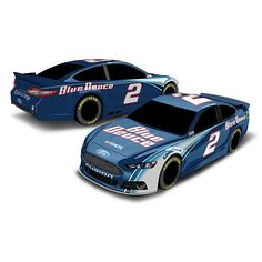 Lionel Racing 2014 Brad Keselowski Youth Blue Deuce Ford Fusion 1:18 Scale Toy Car  #Sale