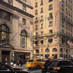 New York Life, Nyc Life, City Aesthetic, Travel Aesthetic, City Vibe, Paris Ville, Dream City, Living In New York, Concrete Jungle