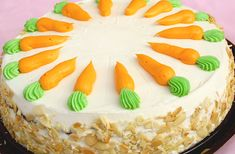 Picture of decorated whole portioned carrot cake stock photo, images and stock photography. Breakfast Recipes, Dinner Recipes, Cake Stock, Different Cakes, World Recipes, Easy Healthy Dinners, Carrot Cake, No Bake Cake, Cupcake Cakes