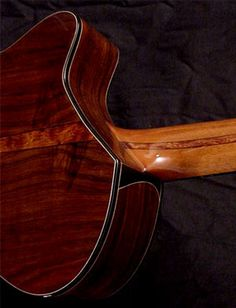 Everett Guitars - Hand Made Acoustic Guitars - Metrocaster Guitar Gallery