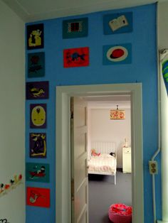 second childrens room