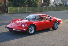1974 Ferrari 246 GT Dino.   Coys of Kensington