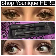 Amazing Mascara!!! Increase your average lash volume by up to 400%* with Moodstruck 3D Fiber Lashes+ enhanced formula infused with uplift eye serum,new brush, clear window tubes,and fresh look.  This is quite possibly the most mood-altering, life-changing product in the  cosmetics world!! Get yours here https://www.youniqueproducts.com/MARICHELVALLS