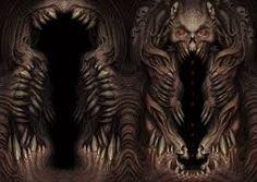Image result for hell door concept art