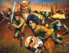 Rebels, revive el espíritu de Star Wars