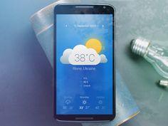 Weather App by wadimb
