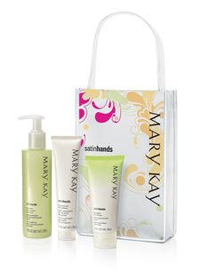 New for the summer! Honeydew Satin Hands® Pampering Set.  A little pampering is all you need and I'm here to help! Voxer me at sarms0707 www.iheartmarykay.org  sarmstrong0707@marykay.com www.marykay.com/...