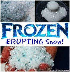 20+ FROZEN Activities & Recipes {for Anna and Elsa Fans} - Happy Hooligans
