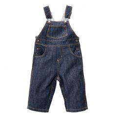 "We love Petit Bateau ""Jean long overalls""!"
