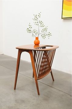 Mid Century Modern Arthur Umanoff Magazine Table Danish Kagan Eames Era 😍😍😍this Mcm Furniture, Danish Furniture, Vintage Furniture, Furniture Design, Rustic Furniture, Furniture Online, Furniture Removal, Outdoor Furniture, Furniture Stores