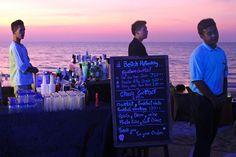 Sunsets and Spas Treatments at Khuk Khak Beach