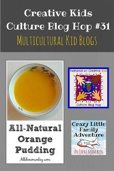 Crazy Little Family Adventure : Creative Kids Culture Blog Hop #31
