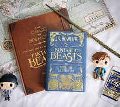 fantastic beasts by bookstoshelves