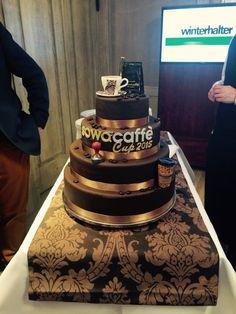 Delicious cake grom coffe contest