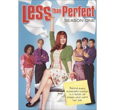 Less Than Perfect: Season One (4 Discs) (Widescreen)