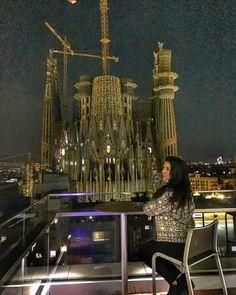Una de mis ciudades favoritas ! Barcelona 🌗