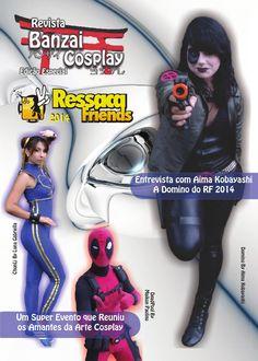 Banzai Cosplay Edição Especial  Ressaca Friends 2014