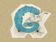 Illustrations from Marta Ignerska's Alphabet book.
