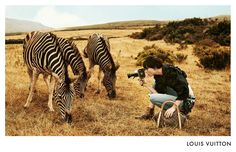 Louis Vuitton - Louis Vuitton Spirit of Travel Spring 2014 Campaign: Treks to South Africa