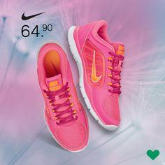 #Lyoness | Pretty in Pink !!!  #pink #love #girly #deichmann #schuhe #sneaker #nike | https://www.lyoness.com/at/stores/de-at/109000238