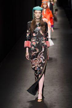 Gucci autumn/winter 2016  - HarpersBAZAAR.co.uk