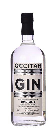 Bordiga Occitan Italian Gin (750ml) (B)