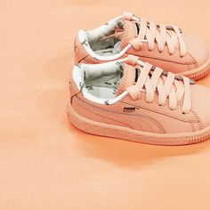 PUMA X TINY COTTONS. footwear design, colors & materials - alexandra dobra