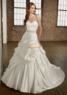 Shop Morilee's Ruffled Organza Accented with Removable Flower Morilee Bridal Wedding Dress. Wedding Dresses and Bridal Gowns by Morilee designed by Madeline Gardner. This beautiful Ball gown Style Bridal Dress comes with a removeable flower. Wedding Dress 2013, Wedding Dress Train, Princess Wedding Dresses, White Wedding Dresses, Wedding Dress Styles, Bridal Dresses, Wedding Gowns, Bridesmaid Dresses, Prom Dresses
