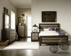 Oakland Bedroom Furniture Set