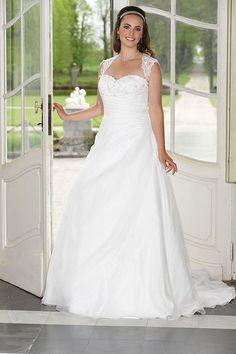 Ladybird ls516054 Grote maten bruidsmode, trouwjurken en bruidsjurken