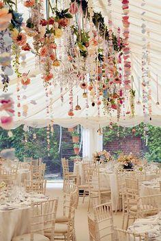 33 Wedding Backdrop Ideas For Ceremony, Reception & More ❤ See more: http://www.weddingforward.com/wedding-backdrop-ideas/ #weddings #decorations
