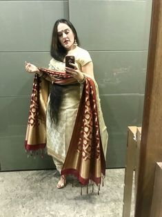 Nandini by Niti J Kundu - Her Crochet Salwar Designs, Kurta Designs Women, Kurti Designs Party Wear, Dress Neck Designs, Fancy Blouse Designs, Saree Blouse Designs, Indian Gowns Dresses, Indian Fashion Dresses, Ethnic Fashion