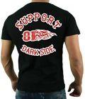 823 Support 81 Dark Side Hells Angels T-Shirt