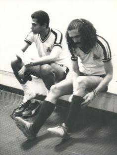Paulinho da Viola e Morais Moreira 1980