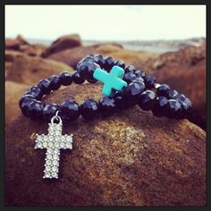 Religious arm candy collection Beads by Sonz