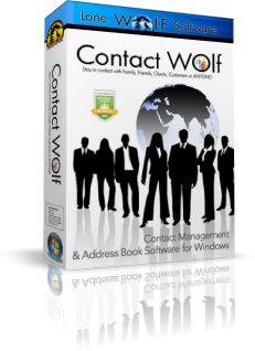 Contact Wolf Contact Management Software