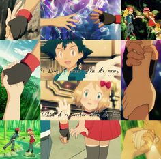 ^ ♡ I give good credit to whoever made this Pokemon X And Y, Pokemon Ash And Serena, First Pokemon, Ash Pokemon, Pokemon Ships, Pokemon Fan, Cute Pokemon, Pokemon Quotes, Pokemon Movies