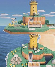 Animal Crossing Wild World, Animal Crossing Guide, Animal Crossing Qr Codes Clothes, Animal Crossing Villagers, Ac New Leaf, Motifs Animal, Island Design, Am Meer, Video Games